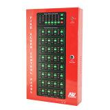 Conventonal Netz LCD-2-drahtiger 4-Zone Feuersignal-Installationssatz