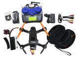 Mini macchina fotografica del kit F180 di Quadcopter del corridore professionista di velocità che corre ronzio con gli occhiali di protezione