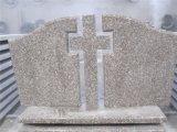 El granito rojo del granito de la venta al por mayor platea la piedra de los 5cm G664