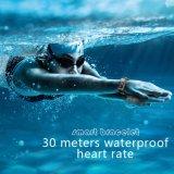 30meterは深くBluetoothのスマートなブレスレットを防水する