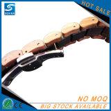 Bande de montre en bois de talon du type chinois 3 pour Apple