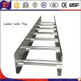 Plateau fait sur commande d'échelle de câble d'acier inoxydable