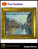 Het traditionele Houten Meubilair van het Frame van de Spiegel Goedkope Modieuze