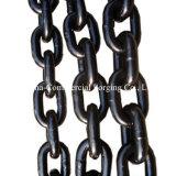 Acero inoxidable 304/316 G50 de la cadena de enlace con un diámetro de 32