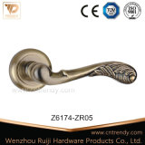 Patterned Style Interior Wooden Door Handle (Z6174-ZR05)