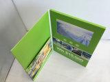 Heißer Broschüre LCD-Bildschirm /Auto des Verkaufs-2.4/4.3/7inch videolassen Videokarte laufen