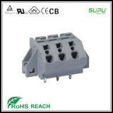 Блоки PCB дистанционирований 7.5mm Pin 245 серий терминальные