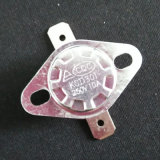 Ksd301 Ceramic Schioccano-Action Thermostat con Manual Reset Contact