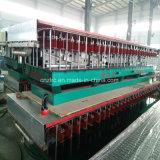 GRP de plástico reforçado com fibra de vidro gradeamento de malha composto de máquinas de equipamento da máquina
