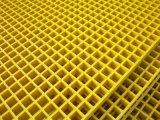 Rejilla de plástico compuesto de fibra de vidrio PRFV