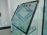 Unidade de vidro de isolamento com o controle solar do vidro Tempered que vitrifica a fachada do vidro de Igu