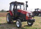 5HP 70HP 80HP 90a agricultura de Tratores Agrícolas com rodas HP com marcação CE