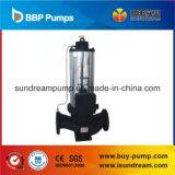 PBG Silencioso Vertical da bomba de proteção em aço inoxidável