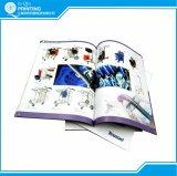 Catálogos impressos da cor cheia da alta qualidade