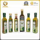 Bouteilles en verre de ventes superbes pour les échantillons exempts d'huile olives (1115)