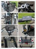 """24 """" 3 عجلة بالغ كهربائيّة شحن [بيغ وهيل] درّاجة ثلاثية على عمليّة بيع"""