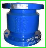 Dispositivi antiriflusso silenziosi flangiati della valvola di ritenuta della valvola di ritenuta