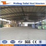 Liberare i progetti di costruzione prefabbricati d'acciaio chiari del magazzino della Cina Structue di disegno con la gru da Factory
