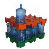 フォークリフトの記憶のスタック可能耐久財5ガロン水バケツのプラスチックパレット