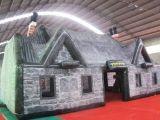 قابل للنفخ خيمة منزل