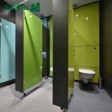 Jialifu HPL impermeable Toliet y partición del cuarto de baño