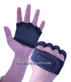 普及したネオプレンの重量挙げの手袋