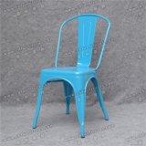Bleu métallique TOLIX Commerce de gros de la Silla chaise pour mariage et salle à manger (YC-ZG97)