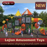 楽しみの子供の学校の運動場の娯楽装置(X1503-5)の十分のセリウム