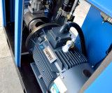 Compresseurs lubrifiés avec une combinaison de l'air du moteur et de fin