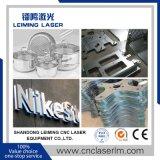 Máquina de estaca inoxidável do laser da fibra do CNC da placa de aço de Jinan