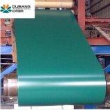 El material de construcción de la bobina de acero prebarnizado con precio competitivo