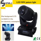 China LED Spot Head 90W LED Moving Head Pattern (HL-011ST)
