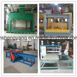 Machine de traitement extérieure de contre-plaqué de panneau de bois de chine
