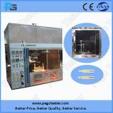 Appareillage d'essai de flamme de pointeau du matériel de laboratoire IEC60695-2-2 avec le certificat d'étalonnage