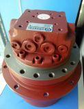 Le moteur hydraulique de course pour le mini caoutchouc de souffleuse de neige suit des machines