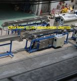 High Efficiency PMMA Decorative Rod Plastic Extruding Manufacturing Equipment