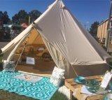卸し売り屋外のキャンプのイベントの鐘テント4m 5m
