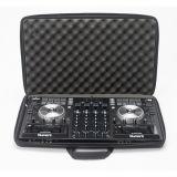 Cor Preto Clássico e Design EVA Maleta para DJ Controller (FRT2-376)