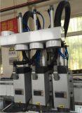 El CNC de la precisión de Hig- Auto-Cambia el ranurador de madera del eje de rotación