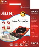 シリアまたはトルコの市場への2200W Ailipuのアルプス12の誘導の炊事道具