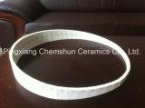 Mattonelle di collegamento di ceramica dell'ossido di alluminio di 92% per i tubi della curvatura