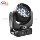 Precio bajo de la boda de la luz LED Bee Eye LED de lavado de luz de cabeza móvil LED Beam Zoom Moving Head Light