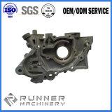 Extrusión de aluminio de fundición de OEM de la gravedad para el procesamiento de metal piezas de repuesto
