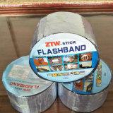 De hete Waterdichte Bitumineuze Zelfklevende Opvlammende Band/Flashband van de Verkoop