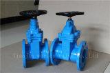 Non поднимая запорная заслонка стержня BS5163 резиновый (Z45X-16Q)