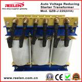 voltaje auto trifásico 225kVA que reduce el transformador del arrancador (QZB-J-225)