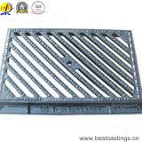 Rejas dúctiles del canal del hierro de En124 D400 C250 B125