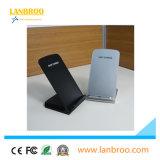 Halter-drahtlose Aufladeeinheit für Samsung S6 Fahrwerk iPhone 8 intelligente Telefone