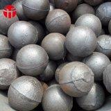 шарик чугуна крома 125mm высокий стальной для завода цемента