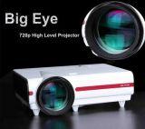 Proiettore caldo del video di prezzi bassi 720p HDMI LED di vendita